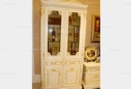 法式风格双门酒柜