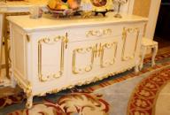 法式风格-备餐柜家具